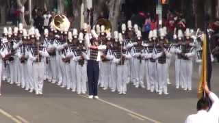 Sonora HS - The Invincible Eagle - 2014 Arcadia Band Review