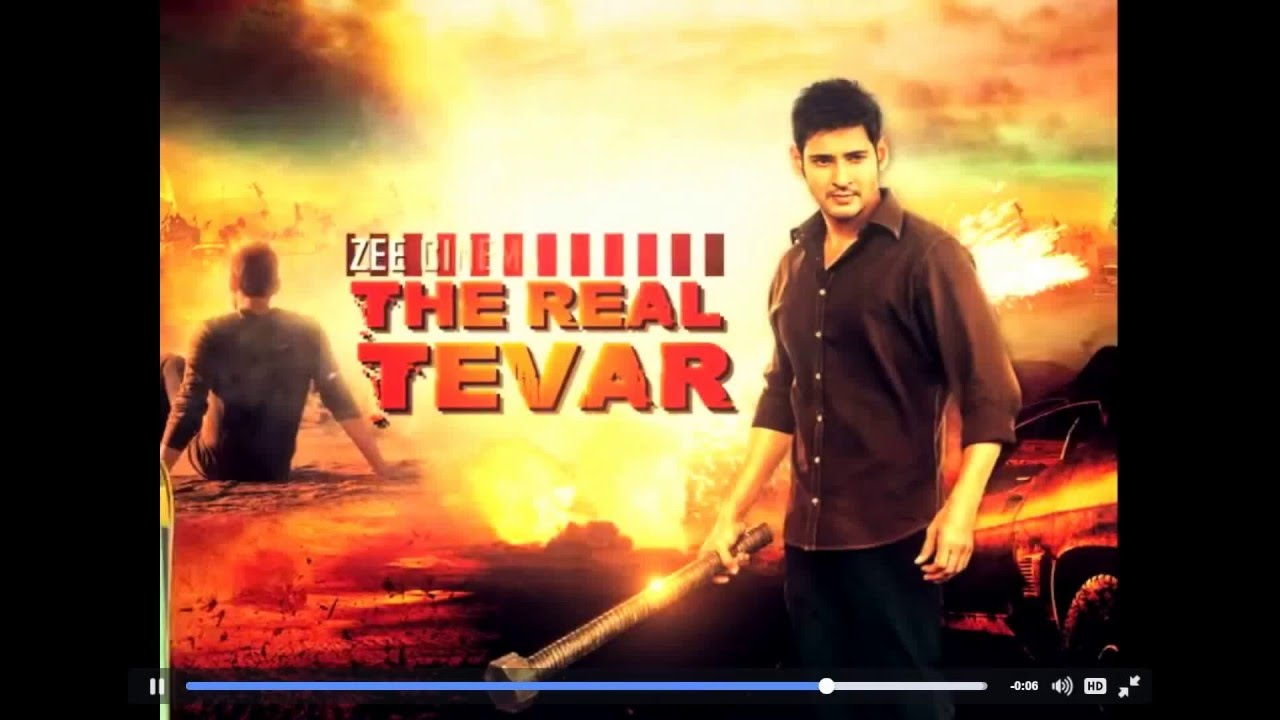 The real tevar 2 (brahmotsavam) hindi dubbed full movie