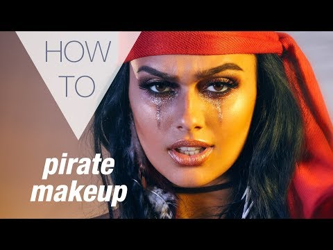 Pirate MAKEUP Tutorial | DARE Halloween Makeup 2017