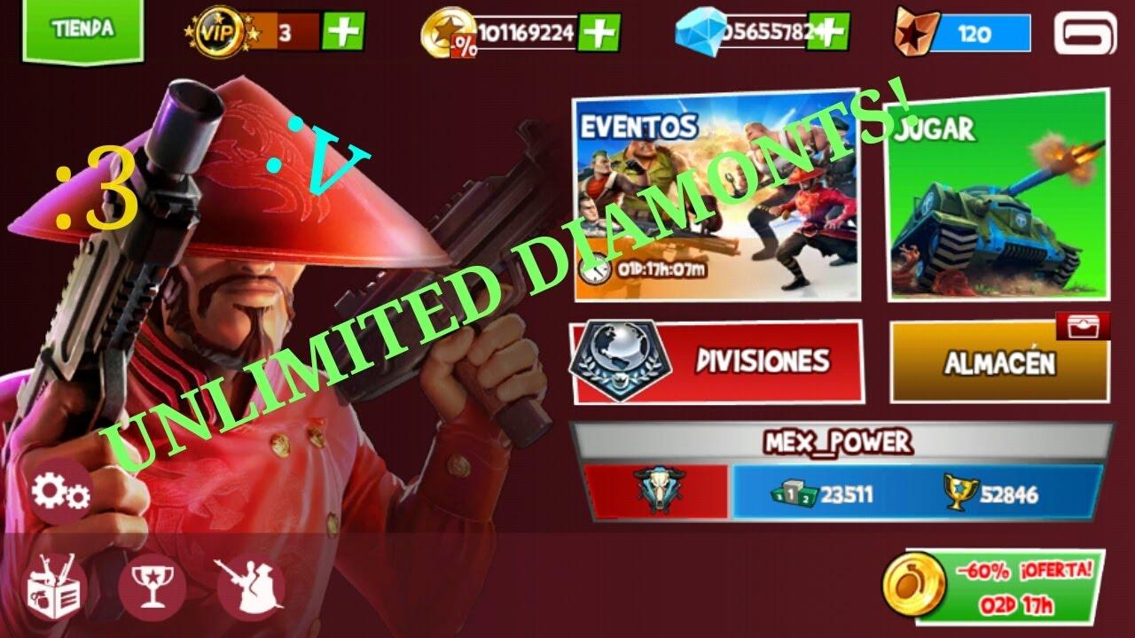 Blitz Brigade Hack No Download