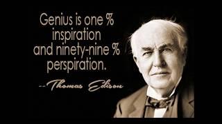 Success Story   Inventions Story  Thomas Alva Edison Biography    Motivational Videos