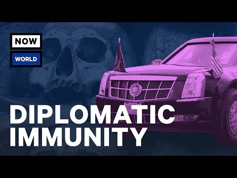 The Worst Crimes Committed By Diplomats | NowThis World