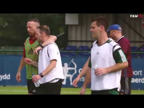 FAW Referees prepare for the start of the season