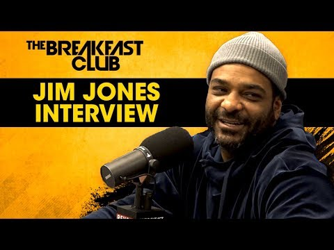Jim Jones Talks Dipset Reunion, Has A Message For Mase