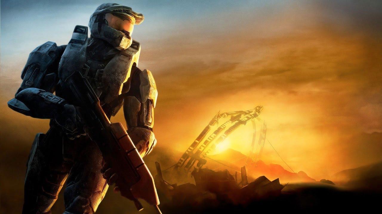 Halo 3 Finale Warthog Run (For 2 Pianos) - Sheet Music