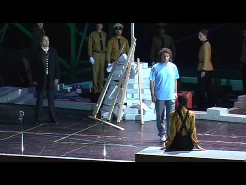 "Trailer of Richard Wagner's ""Lohengrin"" at the Bavarian State Opera"