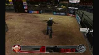 PBR: Out of the Chute (PS2) Unlimited Ride Gameplay