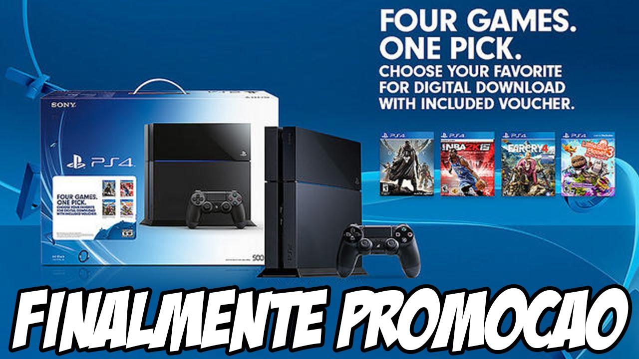 Ps4 Games Rated E : Sony finalmente se mexe e faz promoção com playstation