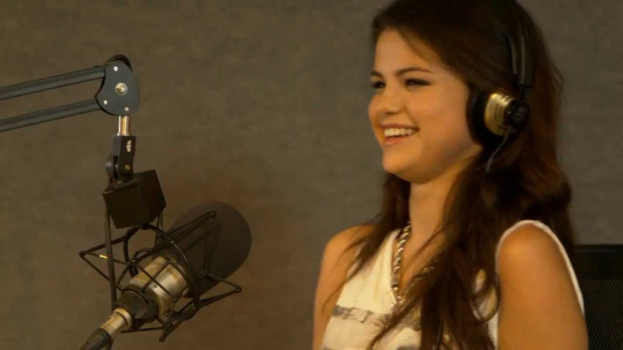 Selena Gomez Interview On Kiss 108 Matty In The Morning Youtube