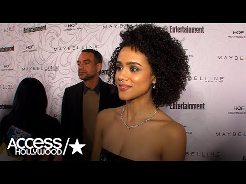 Nathalie Emmanuel Talks Filming 'Game Of Thrones' Season 7 | Access Hollywood