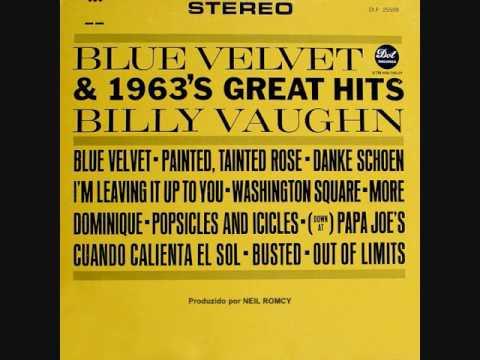 BILLY VAUGHN BLUE VELVET & 1963'S GREAT HITS FULL
