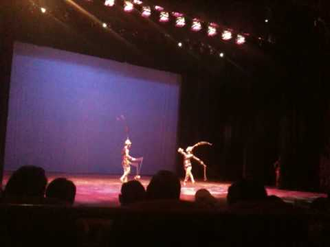 Shanghai Acrobatic Acts part 7