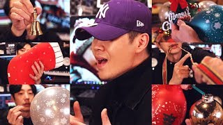 ELO (엘로) & Napkins (넵킨스) - '나 홀로 집에 (Home Alone)' Thingspella Video (Christmas Ver.) (ENG/CHN/JPN)