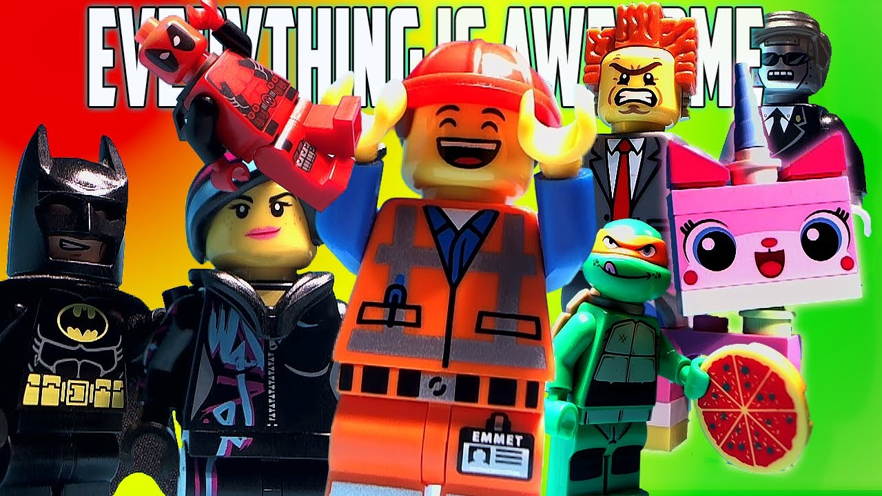 The LEGO Movie 2 - Everything's Not Awesome - The LEGO ...  |Awesome Lego Movie