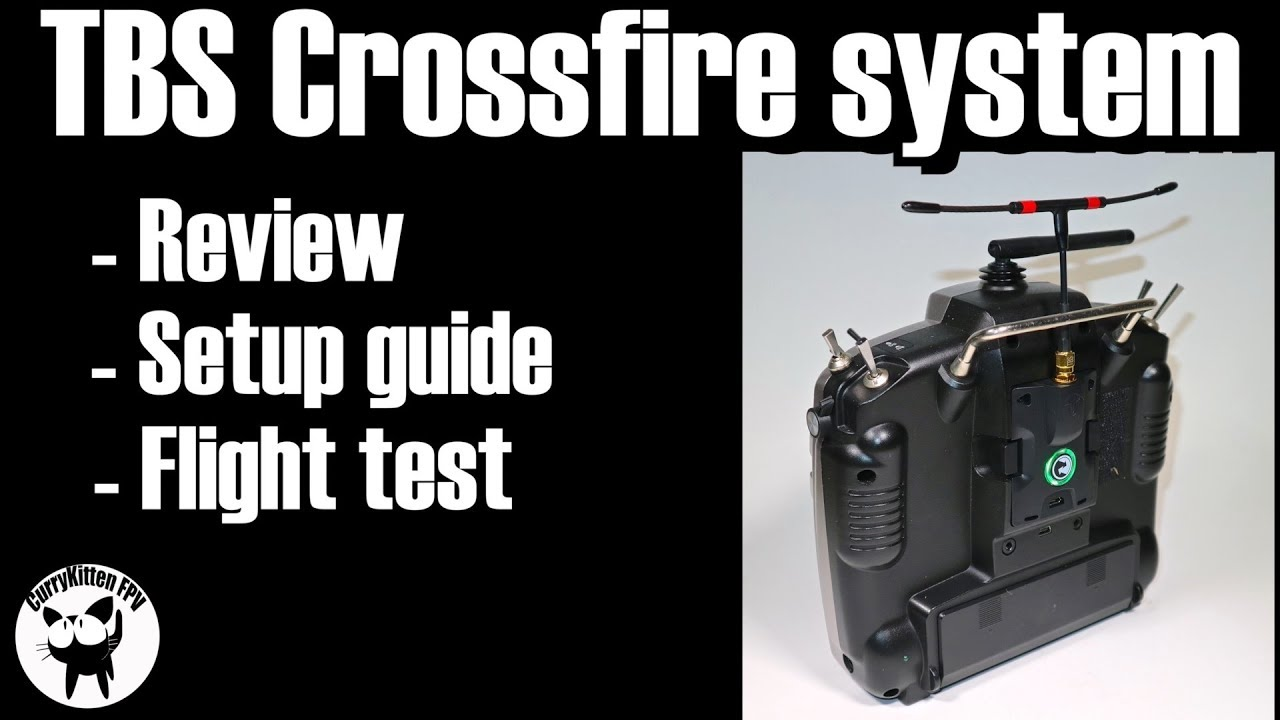 TBS Crossfire Micro: Review, setup guide, flight test and 2 4Ghz comparison