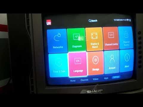 Cara setting wifi, ganti bahasa, akses saluran tv di STB INDIHOME 4K