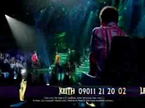 Lee Mead  & Keith -  Jesus Christ Superstar