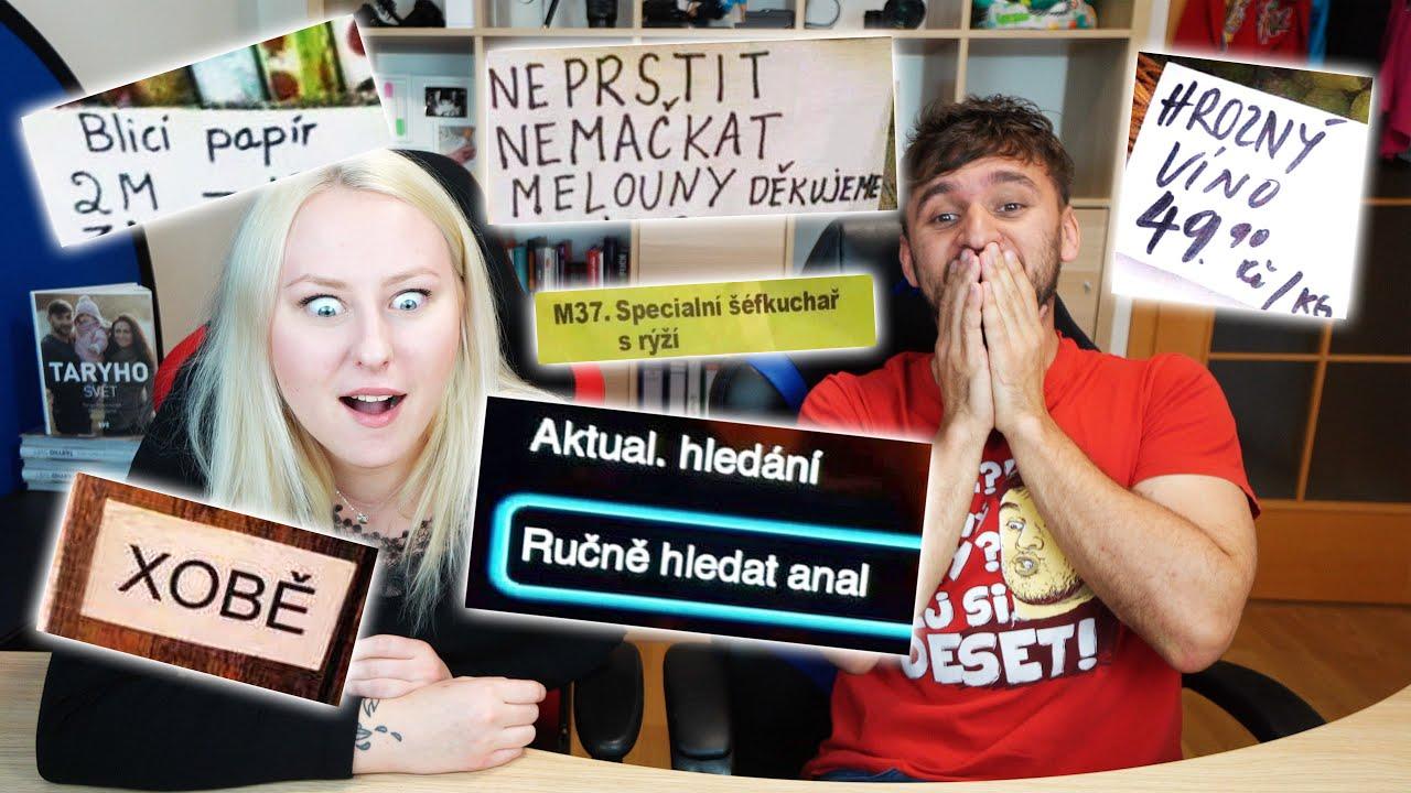 Vtipné překlady do češtiny! @sweetiemarket