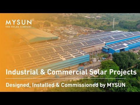 Solar Calculator: Solar Rooftop Calculator Online at MYSUN
