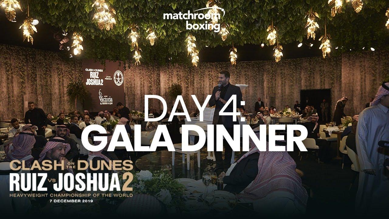 Download Andy Ruiz vs Anthony Joshua 2 Fight Week | Gala Dinner (Ep 4) Behind The Scenes