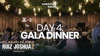 Andy Ruiz vs Anthony Joshua 2 Fight Week | Gala Dinner (Ep 4) Behind The Scenes