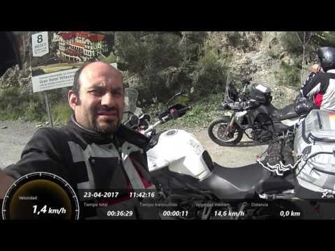 Mendoza - Chile Triumph Tiger explorer 1200 y Bmw f800gs