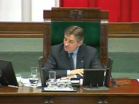 [341/362] Marek Kuchciński: Panie pośle, kilka informacji. Pracodawcą nie jest marszałek Sejmu..