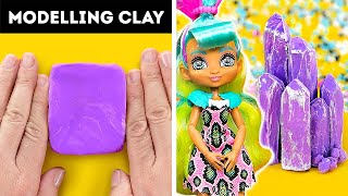 Cool and Easy DIYs for Dolls | Have Fun with Cave Club!