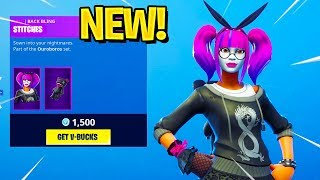 *NEW* LACE & PARADOX Skin (Item Shop Update) Fortnite Battle Royale