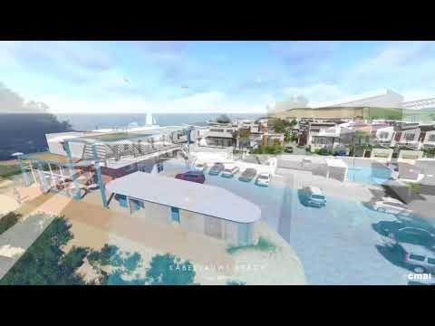 Kabeljauws Beach  - Paradise  - Jeffreys Bay ZA