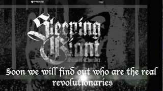 Sleeping Giant - The Army of the Chosen One Lyrics 1080p.wmv
