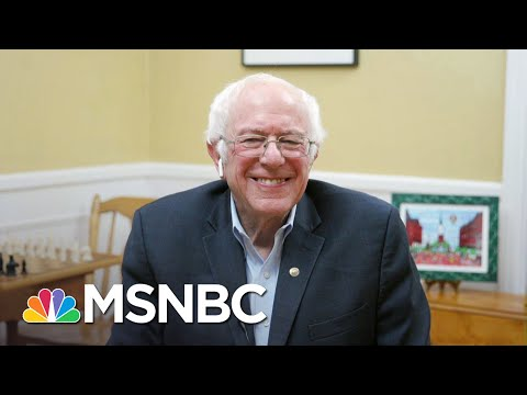 Sanders Confirms Obama, Biden Conversations Before Ending Campaign | All In | MSNBC