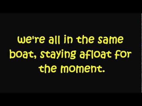 Gotye- Eyes Wide Open (Lyrics)