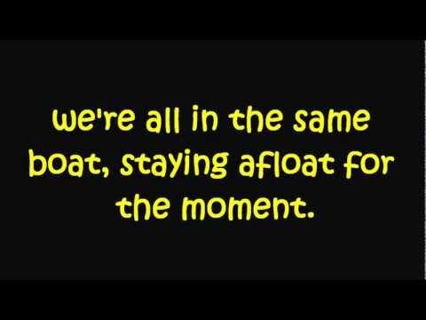 Gotye- Eyes Wide Open (Lyrics)