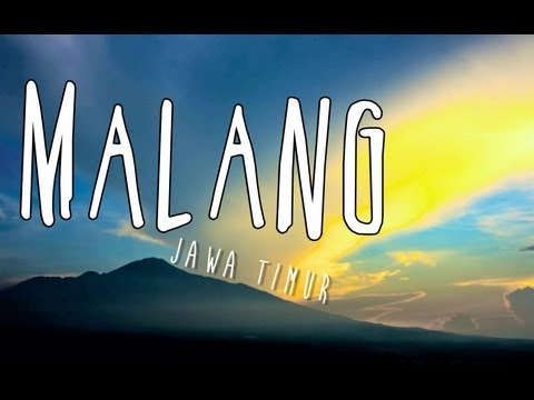 [INDONESIA TRAVEL SERIES] Jalan2Men 2013 - Malang - Episode
