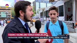 Yabancı Kelimelere Türkçe Karşılıklar