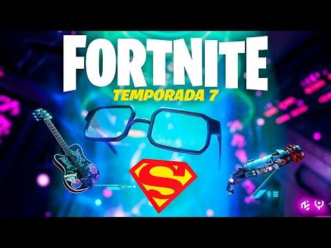 SEGUNDO TEASER *NUEVA TEMPORADA 7* DE FORTNITE! 👽