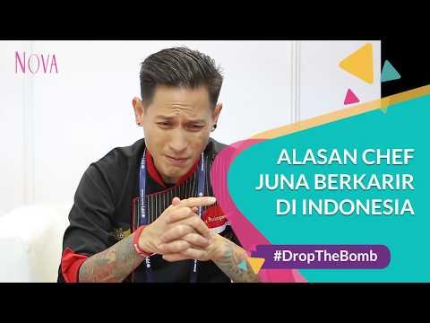 Chef Juna Lebih Pilih Indonesia | #DropTheBomb