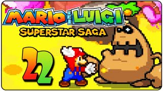 Let's Play Mario & Luigi: Superstar Saga [German/60fps] - Part 22 - Eskort Mission #2