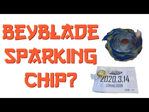 BEYBLADE BURST SPARKING NEWS! Release Date And More!