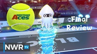 Mario Tennis Aces (Switch) Review (Final with Online Thoughts) (Video Game Video Review)