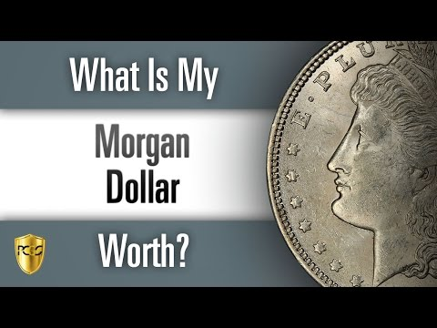 What Is My Morgan Dollar Worth?