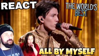 VOCAL COACHES REACT: DIMASH THE WORLD'S BEST ALL BY MYSELF
