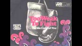 Clarence Carter-Too Weak To Fight (Atlantic 2569)