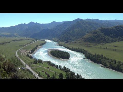 Красивая природа Горного Алтая HD