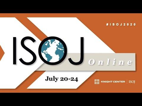 ISOJ 2020 Research Breakfast Seminar: Gender, Media & Politics In The Digital Age