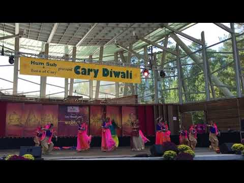Taal Thumakdha - Nachdi Nrityanjali - Cary Diwali 2017