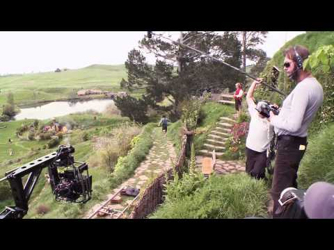 The Hobbit - Behind The Scenes Video Production #9 HD