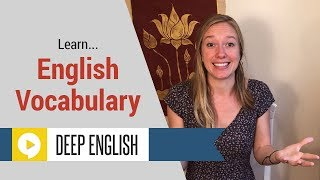 Hidden Meanings of English - Part 3