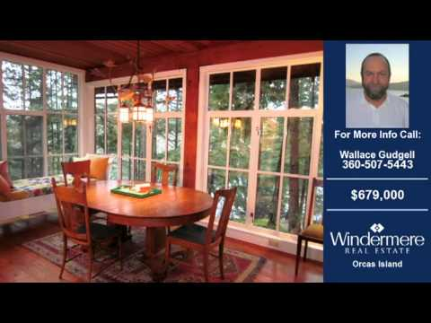 Homes for sale orcas island wa 679000 2260 sqft 2 bdrms 2 for Homes for sale orcas island wa